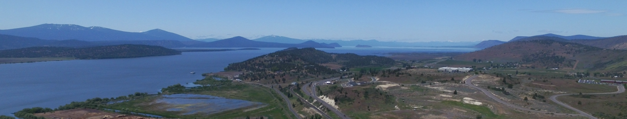 Oregon Air Photos